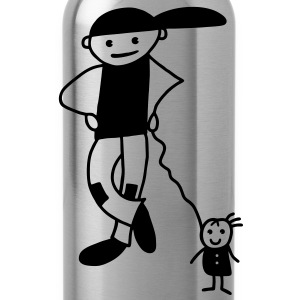 Big Brother - Little Sister Shirts - Water Bottle