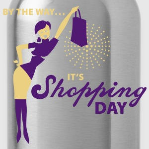 By the way ... it's shopping day! Kinder T-Shirts - Trinkflasche