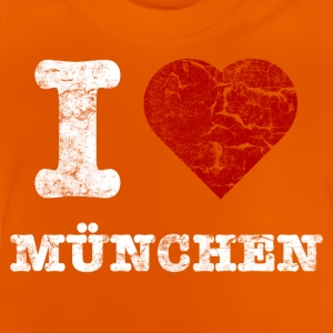 i_love_muenchen_vintage_hell Shirts - Baby T-shirt