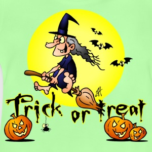 Halloween, Trick or treat Skjorter - Baby-T-skjorte