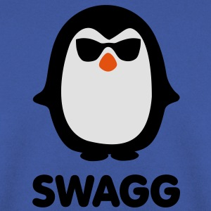 SWAGG pinguin Tee shirts - Sweat-shirt Homme