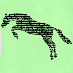horsewords Shirts - Baby T-Shirt