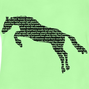 horsewords T-shirts - Baby-T-shirt