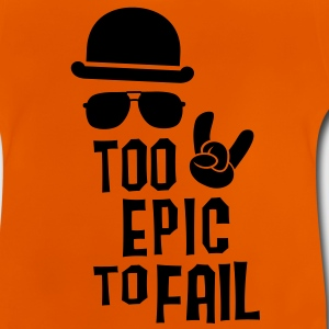 Like a nerd i love epic fail boss sprüche t-shirts T-Shirts - Baby T-Shirt