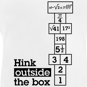 Hink Outside the Box Shirts - Baby T-Shirt