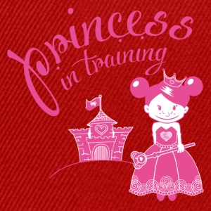 princess in training Shirts - Snapback Cap