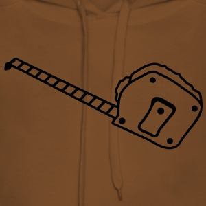 tape measure_3_g1 Shirts - Women's Premium Hoodie