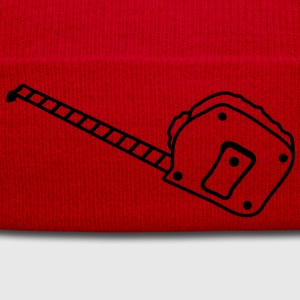 tape measure_3_g1 Shirts - Winter Hat