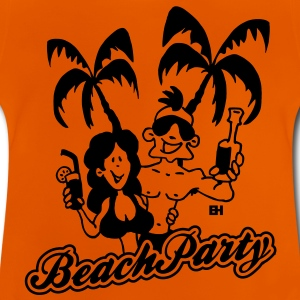 Beach Party T-shirts - Baby T-shirt