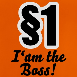 §1 I'am the Boss T-Shirts - Baby T-Shirt
