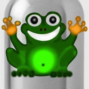 Smiling frog Shirts - Water Bottle