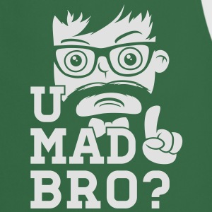 Like a cool you mad story bro moustache Skjorter - Kokkeforkle