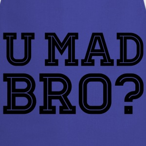 Like a cool you mad geek story bro typography Skjorter - Kokkeforkle