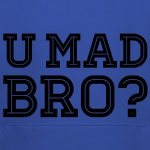 Like a cool you mad geek story bro typography Skjorter - Premium Barne-hettegenser