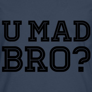 Like a cool you mad geek story bro typography Skjorter - Premium langermet T-skjorte for menn