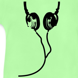 Coole Headphones T-Shirts - Baby T-Shirt