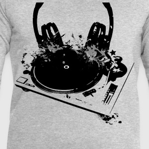 casque audio Tee shirts - Sweat-shirt Homme Stanley & Stella