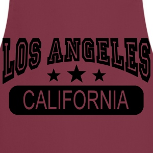 los angeles california T-shirts - Forklæde