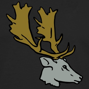 Fallow deer 3 colors T-Shirts - Men's Premium Longsleeve Shirt