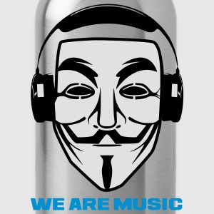 ANONYMOUS WE ARE MUSIC - Gourde