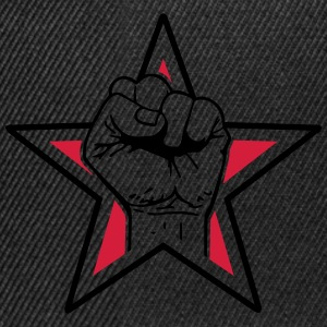 star fist T-Shirts - Snapback Cap