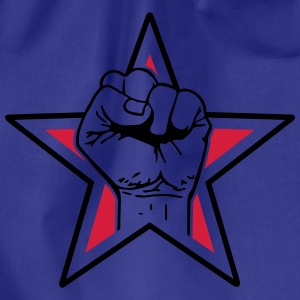 star fist T-shirts - Gymtas