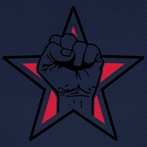 star fist T-Shirts - Baseball Cap