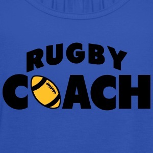 rugby coach T-Shirts - Women's Tank Top by Bella