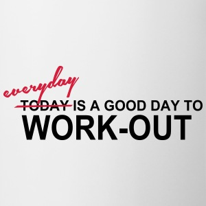 Everyday is a good day T-shirts - Mok