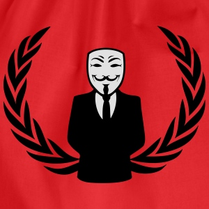anonymous_logo T-shirts - Sportstaske