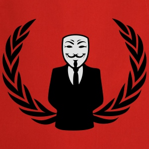 anonymous_logo T-shirts - Forklæde