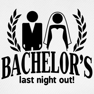 bachelor's last night out T-Shirts - Baseball Cap