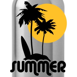 summer zomer T-shirts - Drinkfles