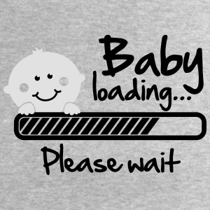 Baby loading - please wait T-shirts - Mannen sweatshirt van Stanley & Stella