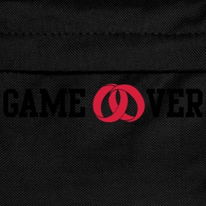 game over Tee shirts - Sac à dos Enfant