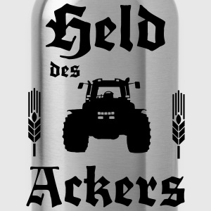 Held des Ackers - Trinkflasche