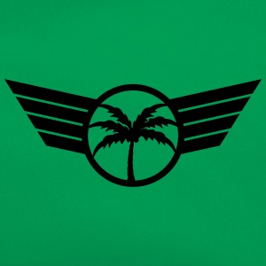 Cool Palm Emblem T-shirts - Retro-tas