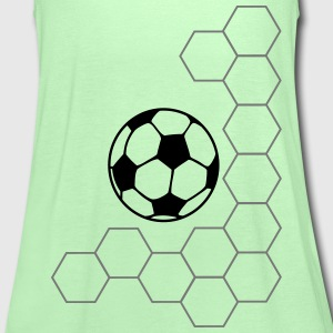 football net T-shirts - Vrouwen tank top van Bella