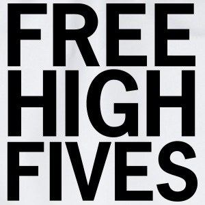 Free High Fives - Turnbeutel