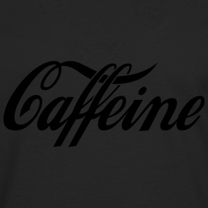 Coffee Worship: Caffeine T-Shirts - Men's Premium Longsleeve Shirt