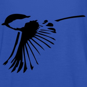 Small bird in flight - Women's Tank Top by Bella