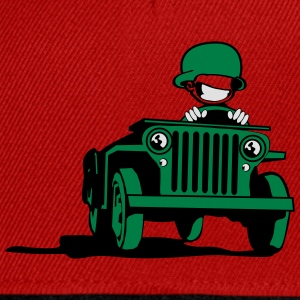 jeep_3c Tee shirts - Casquette snapback