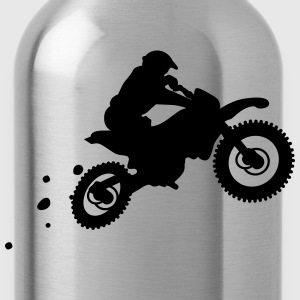 motor bike T-Shirts - Water Bottle