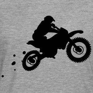 motor bike T-Shirts - Men's Premium Longsleeve Shirt
