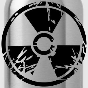 nuclear radioactive T-Shirts - Water Bottle