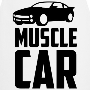 muscle car T-Shirts - Cooking Apron