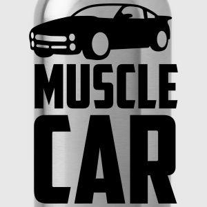 muscle car T-Shirts - Water Bottle