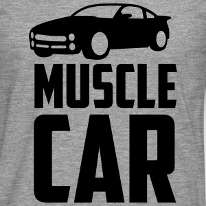 muscle car T-Shirts - Men's Premium Longsleeve Shirt