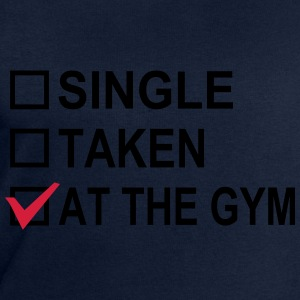 Single, Taken, At The Gym! Camisetas - Sudadera hombre de Stanley & Stella