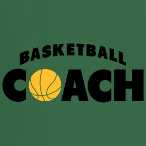 basketball coach T-shirts - Keukenschort